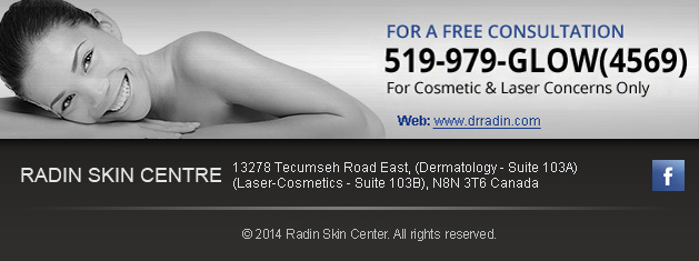 Radin Skin Center