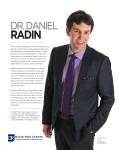 Dr Radin profile