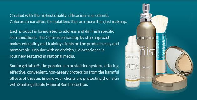 Introducing Colorscience Mineral Makeup